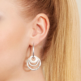 Urban Cool Drop Earrings