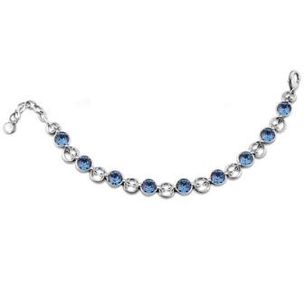 Denim Lily Rose Bracelet
