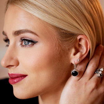 Bold Bombshell Drop Earrings