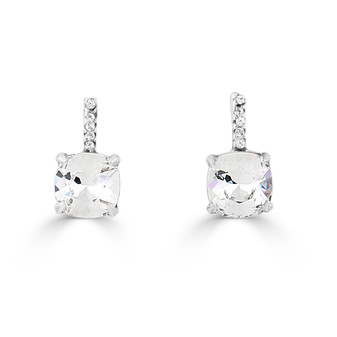 Petite Crystal Premier Drop Earrings