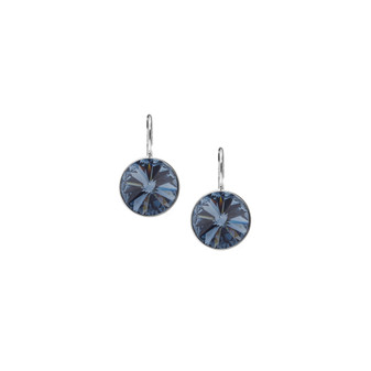 True Blue Drop Earrings (E2644)-$59
