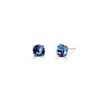 True Blue Stud Earring (E4272)-$39