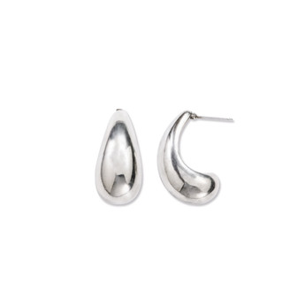 Bold Unity Hoop Earrings