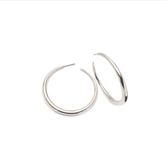 Large Hoop Earrings  ( Ships immediately from Perth )