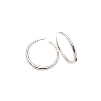 Large Hoop Earrings  ( Ships immediately from Perth )