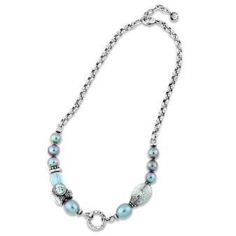 Aruba Blue Necklace