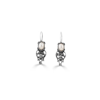 Mozaic Drop Earrings