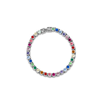 Petite Rainbow Bracelet