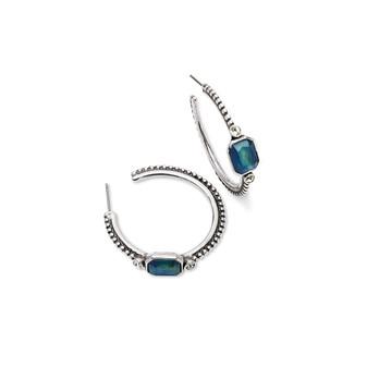Nerissa Hoop Earrings