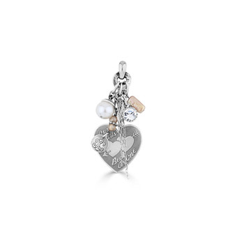 """""""Our Heart's Beat As One"""" Pendant"""