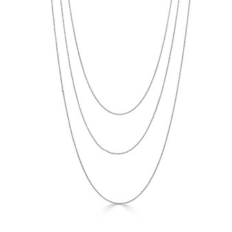 Trinity Chain Necklace ( N2069 S/M/L )