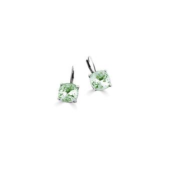 Malia Mint Green Drop Earrings