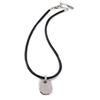 Mason Leather Necklace (N1373 M/L)