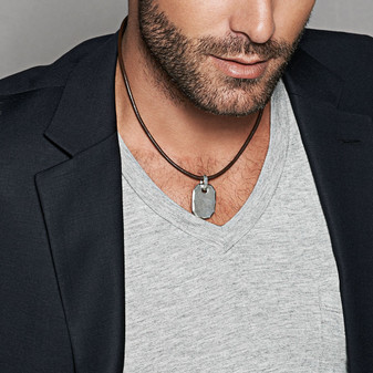 Rocco Necklace (N1374 M) (Was AUD$59)