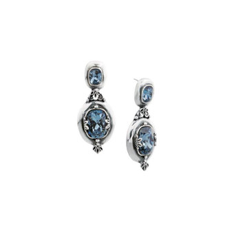 Lily Rose Couture Earrings (E2600)-ships immediately from Perth