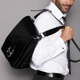 Griffin Shoulder Bag (HB64) (Was AUD$449)