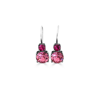 Cherry Blossom Drop Earrings ( E4787 )