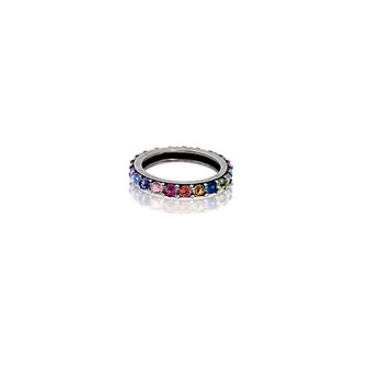 Dreaming In Colour Eternity Ring (RR353)