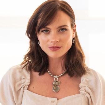 Leala Pearl Necklace