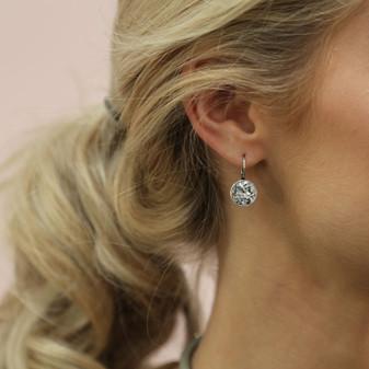 Petite Glam Rock Drop Earrings