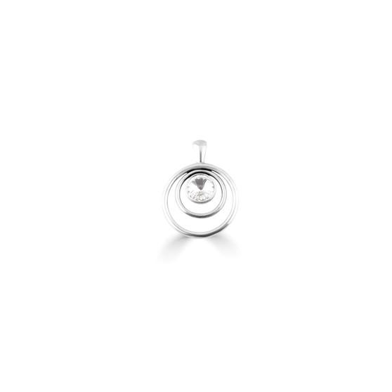 Rock Princess Pendant (EN658)-$59