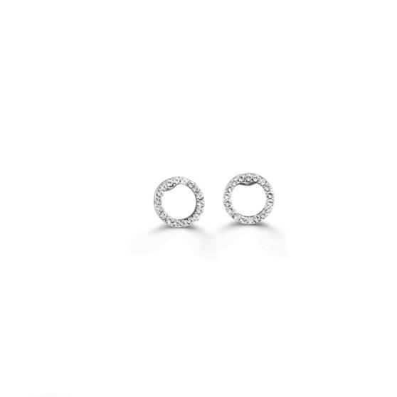 Illusion Stud Earrings (E3239)-$39