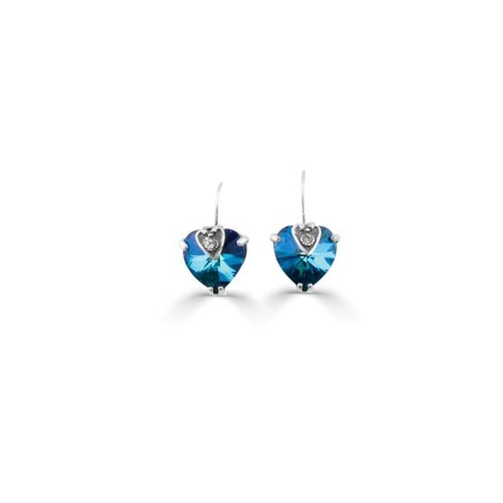 Deep Sea Diva Earrings (E2138)