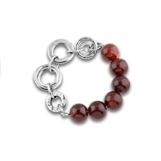 Imala Stretch Bracelet (B1453)-$59