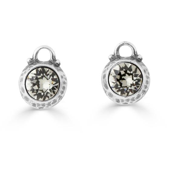 Ciara Earrings Charms (E4148)-$49