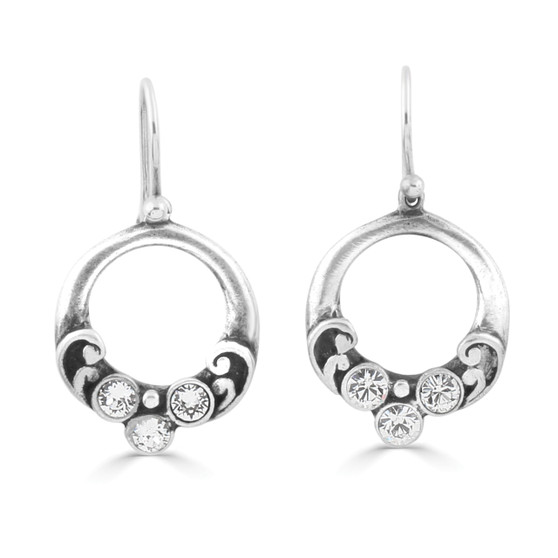 Alix Drop Earrings (E4164)-$29