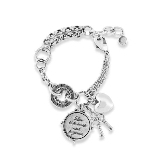 Keep Me Close Bracelet (B1487)-$59