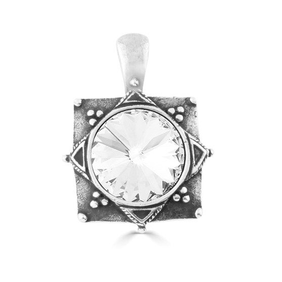 Crystal Marisol Pendant (EN1582)-$49