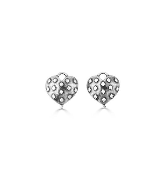 Spirit of Love Earring Charms (E4327)