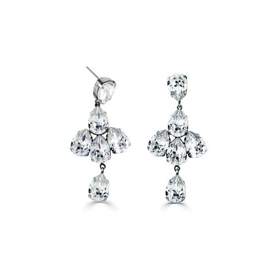 Shine On Drop Earrings (E4291)-$189