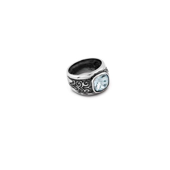 Ice Blue Ring (RR302 K/N/P/R)-$79