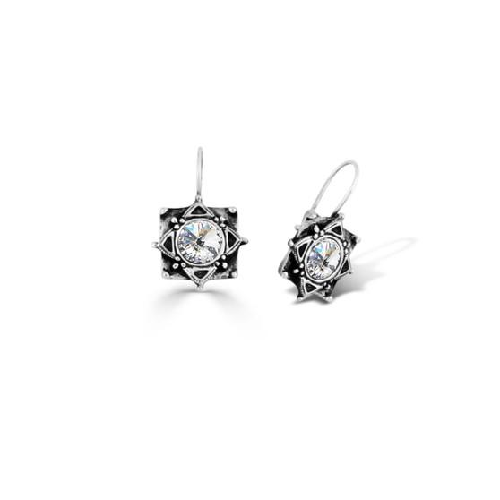 Crystal Marisol Earrings (E4257)-$39