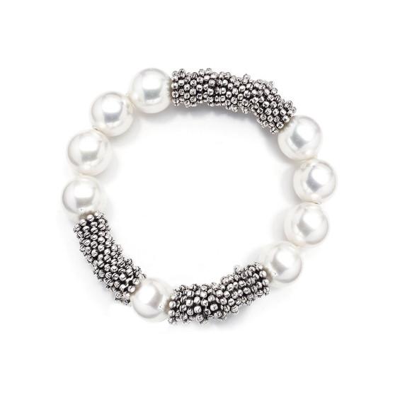 Sahara Pearl Bracelet