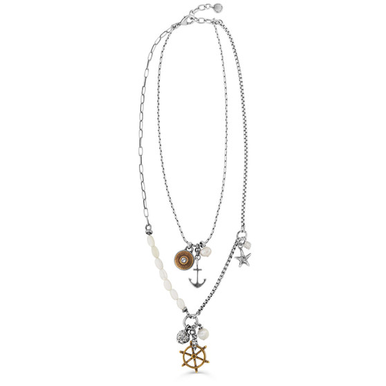 Expression Pearl Necklace (N2011)