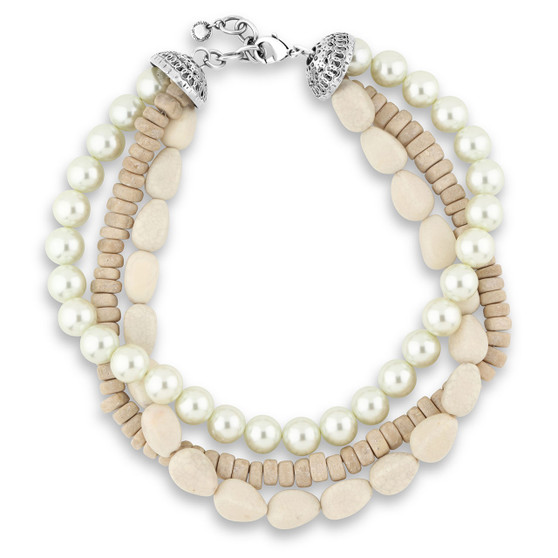 Mystical Pearl Necklace (N2000)