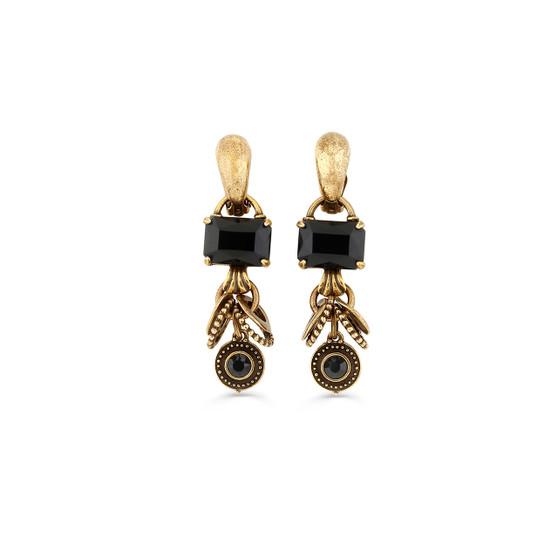 Material Girl Drop Earrings (E4452)
