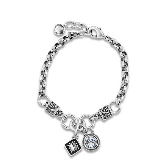 Crystal Marisol Bracelet (B1524)