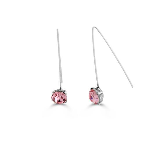 Rose Duchesse Thread Earrings (E4496)