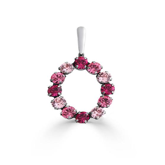 Pink Reflections Pendant (EN1740)