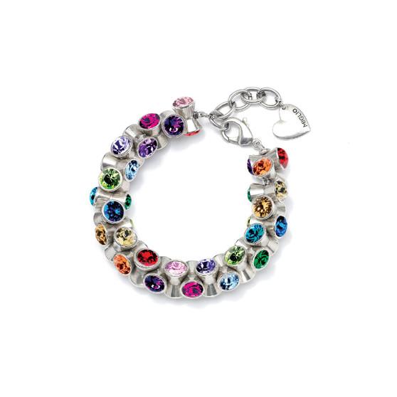 Bold Rainbow Bracelet (B1551)