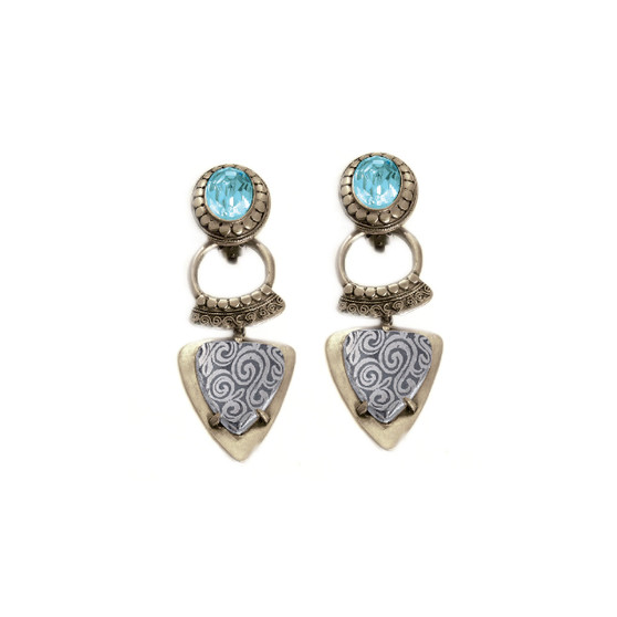 Lucia Drop Earrings (E2362)