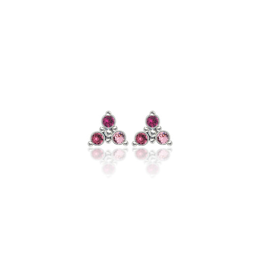 Candy Crush Trilogy Cluster Stud Earrings