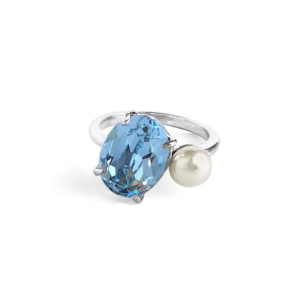 Shimmy Beach Sterling Silver Ring