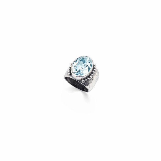 Light Azure Kierra Ring