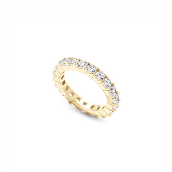 Summer Sparkles Gold Vermeil Ring
