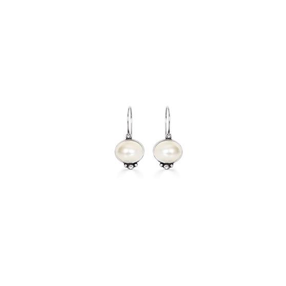 Clifton Pearl Drop Earrings